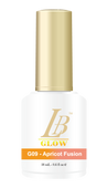 LB Glow Gel Color - #G09 Apricot Fusion .6oz