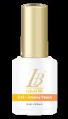 LB Glow Gel Color - #G10 Creamy Peach .6oz