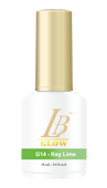 LB Glow Gel Color - #G14 Key Lime .6oz