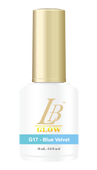 LB Glow Gel Color - #G17 Blue Velvet .6oz
