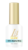 LB Glow Gel Color - #G19 Slightly Minty .6oz