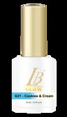 LB Glow Gel Color - #G21 Cookies & Cream .6oz