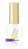 LB Glow Gel Color - #G22 Coconut .6oz