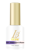 LB Glow Gel Color - #G24 Champagne & Roses .6oz