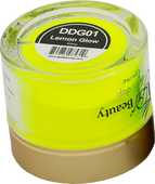 iGel Dip & Dap Powder 2oz - Glow in Dark - DDG01 Lemon Glow