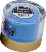iGel Dip & Dap Powder 2oz - Glow in Dark - DDG06 Retro Blue