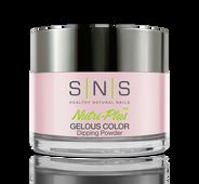 SNS Powder Color 1 oz - #021 MORNING FOG