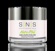 SNS Powder Color 1.5 oz - #NOS10 Bubble Bath