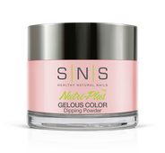 SNS Powder Color 1.5 oz - #NOS17 Honeymoon Blush