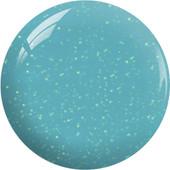 SNS 3in1 Master Match(GEL+LACQUER+DIP 1oz) - #EC03 HOT SHOT BLUE