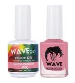 Wave 0.5OZ Simplicity Duo #006 Glossy and bossy - 22698