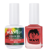 Wave 0.5OZ Simplicity Duo #052 Stay Cautious - 22698