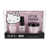 OPI COMBO 3 in 1 Matching - GCH82-NLH82-DPH82 Let's Be Friends