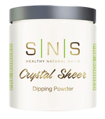 SNS Powder 16 oz - Crystal Sheer