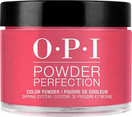 OPI Dipping Color Powders - #DPL72 - OPI Red - PPW4 Collection 1.5 oz
