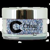 Chisel Acrylic & Dipping 2oz - GLITTER 27