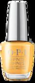 OPI Infinite Shine - #ISLN82 - Marigolden Hour - Malibu Collection .5 oz