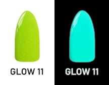 Chisel Acrylic & Dipping 2oz - GLOW 11