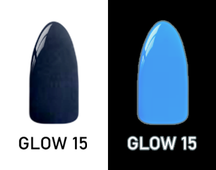 Chisel Acrylic & Dipping 2oz - GLOW 15