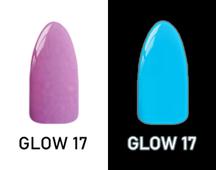 Chisel Acrylic & Dipping 2oz - GLOW 17