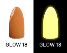 Chisel Acrylic & Dipping 2oz - GLOW 18