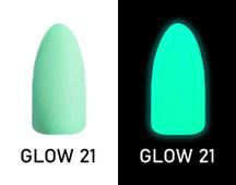 Chisel Acrylic & Dipping 2oz - GLOW 21