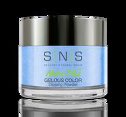 SNS Powder Color 1.5 oz - #SG13 GREAT BLUE HOLE