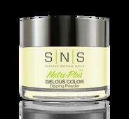 SNS Powder Color 1.5 oz - #SG24 LEMOND MERINGUE JEWELS