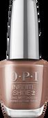 OPI Infinite Shine - #ISLLA04 - Espresso Your Inner Self .5 oz