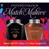 Cuccio Match Makers (Retired Color) - #6032 Never Can Say Mumbai