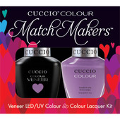 Cuccio Match Makers (Retired Color) - #6036 Cheeky in Helsinki