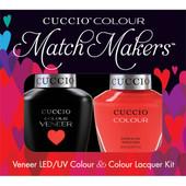 Cuccio Match Makers - #6020 Chillin' in Chile