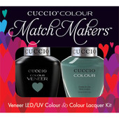 Cuccio Match Makers (Retired Color) - #6046 Dubai Me an Island