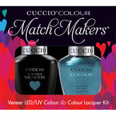 Cuccio Match Makers (Retired Color) - #6043 Fountains of Versailles