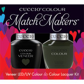 Cuccio Match Makers (Retired Color) - #6045 Glasgow Nights