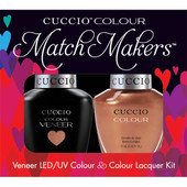 Cuccio Match Makers (Retired Color) - #6033 Holy Toledo