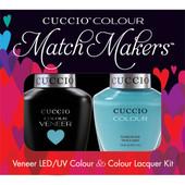 Cuccio Match Makers (Retired Color) - #6042 Make a Wish in Rome