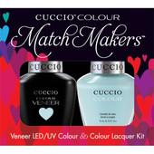 Cuccio Match Makers (Retired Color) - #6047 Meet Me in Mykonos