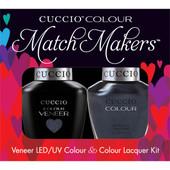 Cuccio Match Makers (Retired Color) - #6049 Nantucket Navy