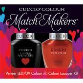 Cuccio Match Makers (Retired Color) - #6022 Rio Carnival