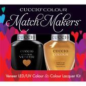 Cuccio Match Makers (Retired Color) - #6031 Russian Opulence
