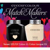 Cuccio Match Makers (Retired Color) - #6000 So So Sofia