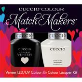 Cuccio Match Makers (Retired Color) - #6004 Tahitian Villa