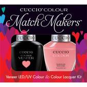 Cuccio Match Makers (Retired Color) - #6009 Turkish Delight