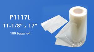 """Paraffin Bath Liners Roll - Standard 11"""" x 17"""" (180 Per Roll)"""