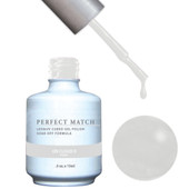 PERFECT MATCH Gel Polish + Lacquer - PMS112 ON CLOUD 9