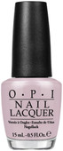 OPI Lacquer - #NLA60 - DON'T BOSSA NOVA ME AROUND .5 oz