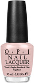 OPI Lacquer - #NLG20 - MY VERY FIRST KNOCKWURST .5 oz