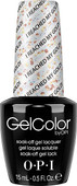 OPI GelColor (BLK) - #GCG02 - I Reached My Gold .5 oz