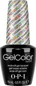 OPI GelColor (BLK) - #GCG04 - Chasing Rainbows .5 oz